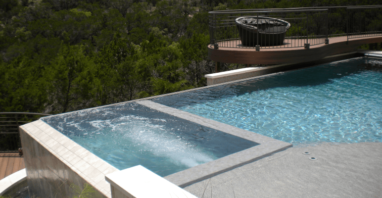 Inground Gunite Pools