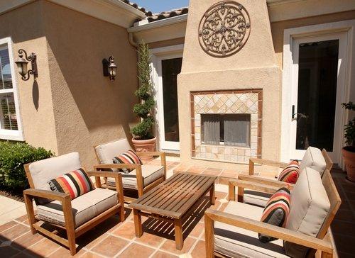 Outdoor Furniture - Wood