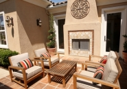 Outdoor Furniture - Wood