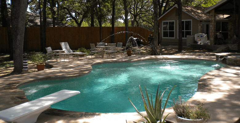 Emerald Pools, Dallas Custom Pool Builder, New Web Presence