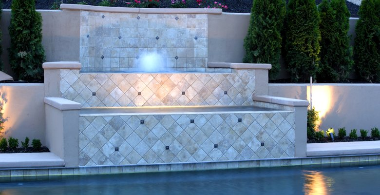 Water Feature Photos